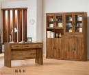 106(5100)積層木書桌書櫥-1-2