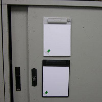 夾紙留言小白板-能吸附於鐵製品ME-007-03.jpg