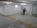 大樓停車場清潔消毒防疫工程
