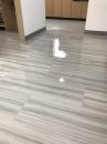 地板打蠟工程前後照