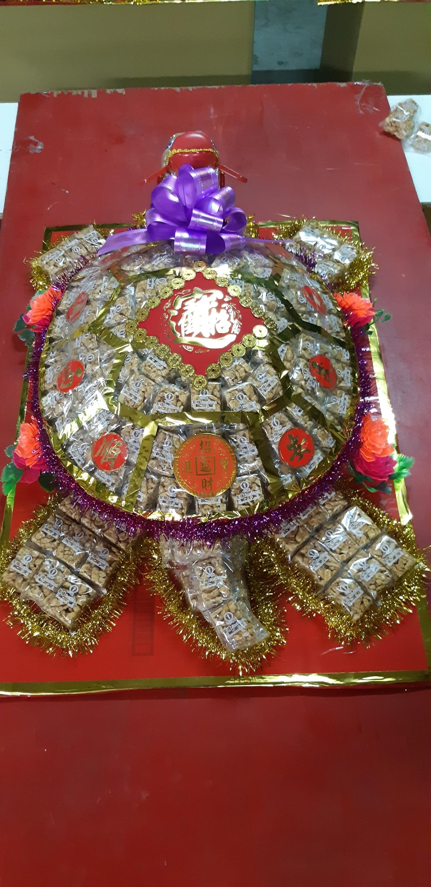十斤沙琪瑪龜 (1)