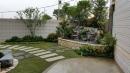 庭園造景水池