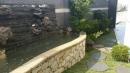 瀑布流水造景