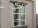 固定式防盜窗 (4)