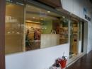 牙醫診所玻璃大門
