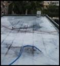 6陳財佑治漏技研 非破壞性工法之防水毯之屋頂採滲透結晶工法治漏
