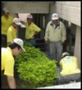 11陳財佑治漏技研 非破壞性工法之公共宿舍(擋土牆側)