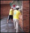 28陳財佑治漏技研 非破壞性工法之採光罩