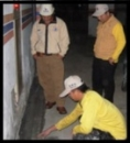 85陳財佑治漏技研 非破壞性工法之覆式牆外導水溝