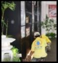 54陳財佑治漏技研 非破壞性工法之百貨公司水景營業中施工