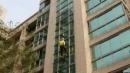 023大樓帷幕牆-高空安全繩索垂降
