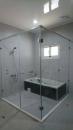 浴室玻璃淋浴門