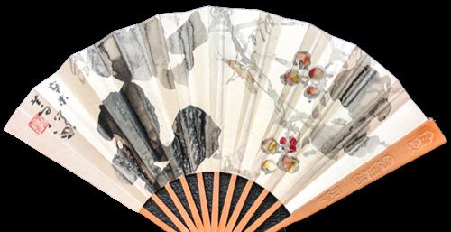 楊善深扇畫作品-作者簡介/楊善深,SBS(1913年-2004年),字柳齋,香港畫家,被譽為「嶺南畫派最後一位大師」。另外三位分別為趙少昂(1905年-1998年)、關山月(1912年-2000年)、黎雄才(1910年-2001年)。楊善深生於廣東省台山赤溪。 1930年移居香港,1933年開始從事繪畫,與「嶺南三傑」之一的高劍父結識,開展悠長的師友關係。.png