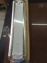 超亮 LED T8 2管 2尺面板燈 2色胡桃木-銀灰(無含管)