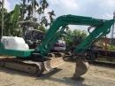 挖土機工程