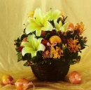 中秋節盆花 (1)