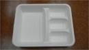 小四格便當盒(白膜-彩膜)