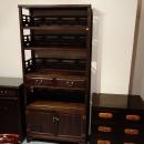 紅木廚房櫃