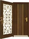 日式玄關門、 鍍鋅烤漆