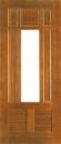 實木門、機製木門