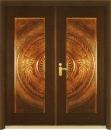 鋼木門、鍍鈦門
