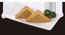 金三角嫩油豆腐