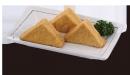 傳統三角油豆腐
