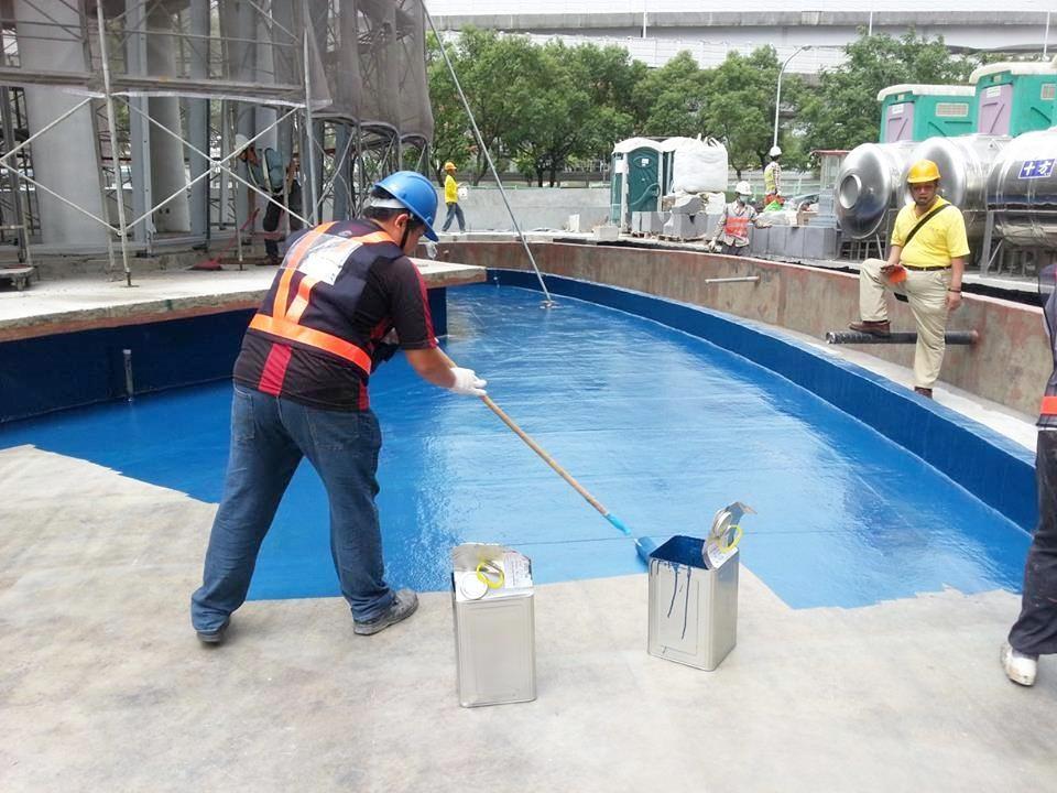 隔熱防水施工