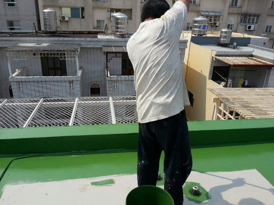 P U 防水工程