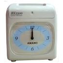 AMANO BX-2500單色打卡鐘