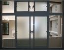3拉方式氣密窗