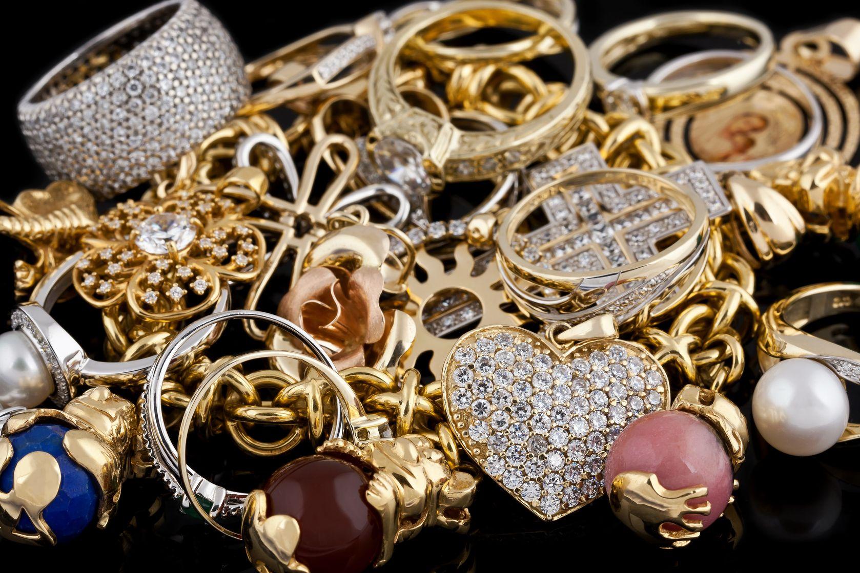 黃金珠寶典當借錢