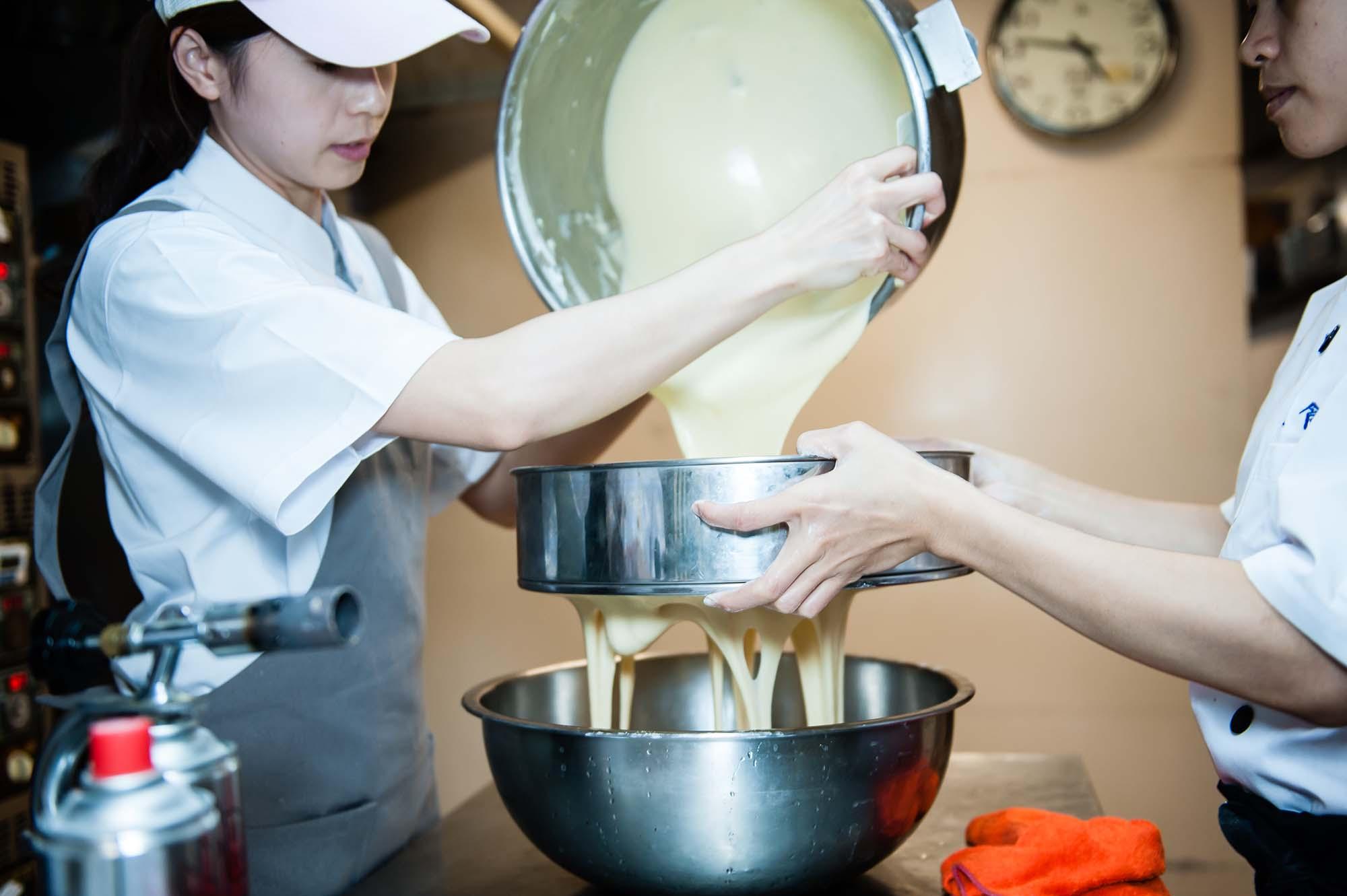 長崎蛋糕製作過程 (16).jpg
