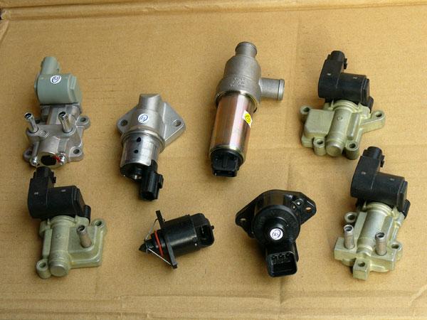 汽車材料.引擎電裝品.引擎噴射零件.怠速馬達.O2.T.P.S噴油嘴.分電盤.空氣流量器 (2).j