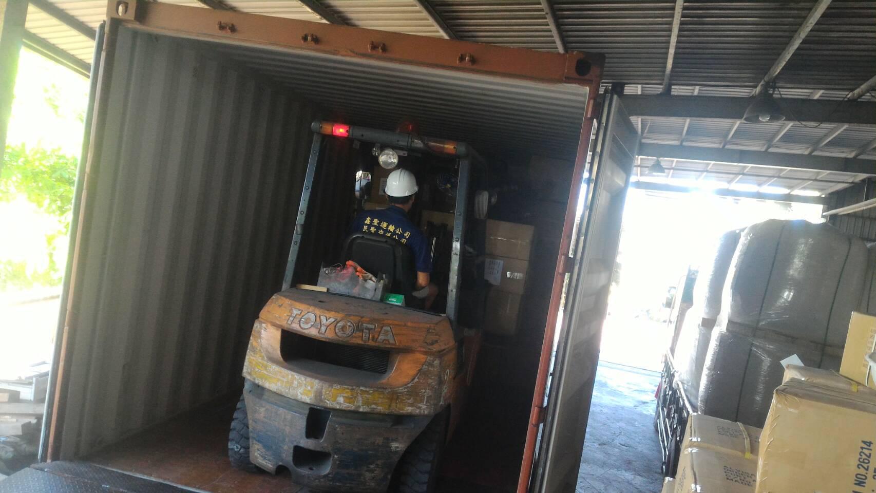 倉儲物流拆裝櫃