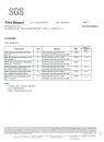 SGS塑化劑檢測報告