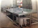 不銹鋼調理工作台