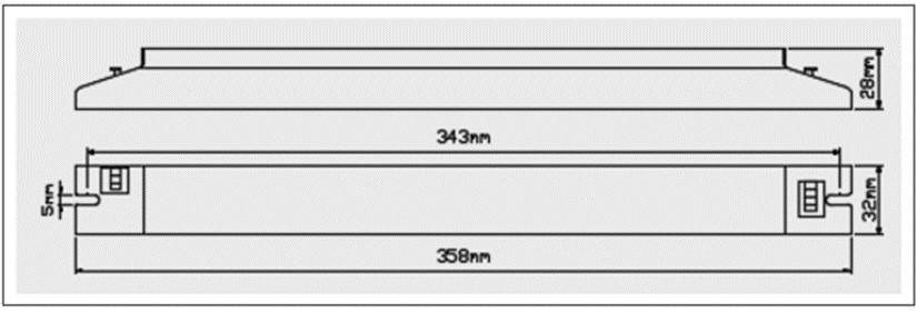 BUN-D系列 CC&CV調光驅動器規格-1BUN-D Series CCCV dimmable L