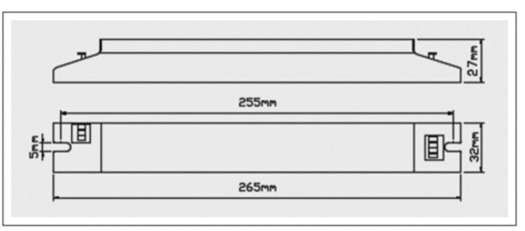 BUP-A系列 CC定電流驅動器規格-1BUP-A Series CC LED Driver wit