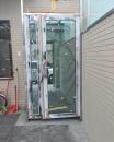 不鏽鋼金屬門