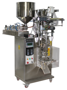 多樣型下料包裝機(液體小顆粒兩用) CB-165LS