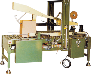 自動摺蓋封箱機 CB-500A
