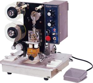 電動印字機 CB-322