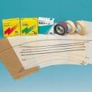 各種封口材料電熱線圓形、扁型、特殊尺寸