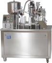 自動塑膠軟管充填封尾機 CB-4802