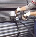 氣壓式免鐵扣鐵皮打包機