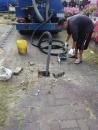 抽污水池處理