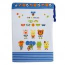 日本Rub a dub dub牙刷束袋(藍)B017C0106S5259609