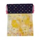 日本TOY TRICK純棉束口袋B017C0112S4543072