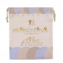 日本anano café束口袋(藍色)B017C0114S4443556